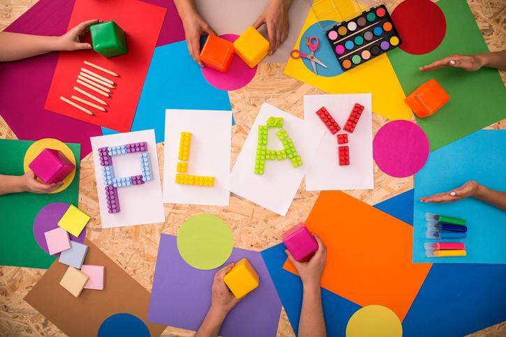 Istock fun kids activities